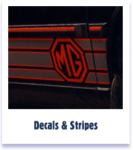 Decals and Stripes