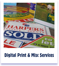 Digital Print and Miscellaneous Services