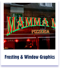 Frosting, Window and Wall Graphics